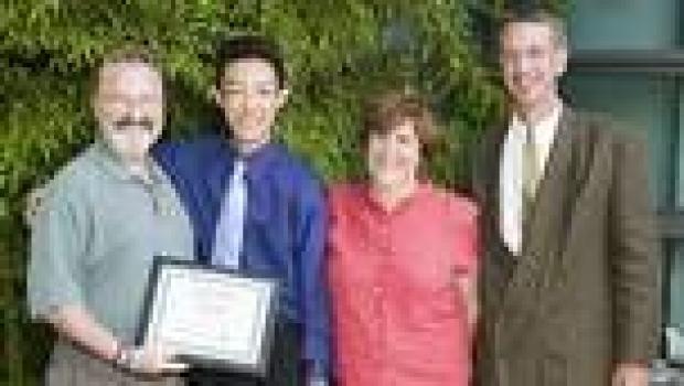 Charles Liu Jessica Saal Fellowship
