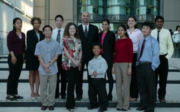 Arthritis Foundation Grant Students