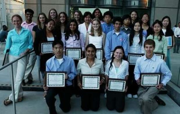 2005 summer interns ccis