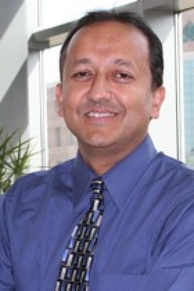Photo of Rashid Bashir