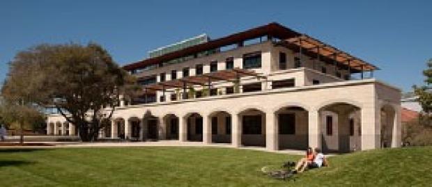 Photo of the Stanford Nano Center
