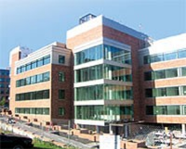 Photo of the Fred Hutchinson Cancer Research Center
