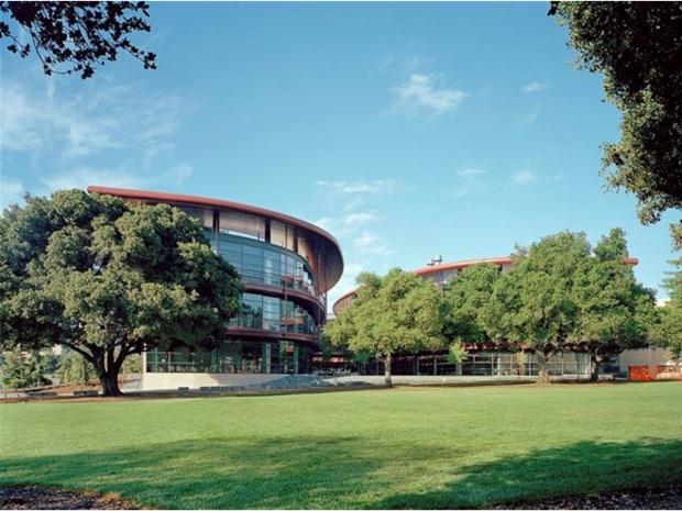 Photo of the Clark Center