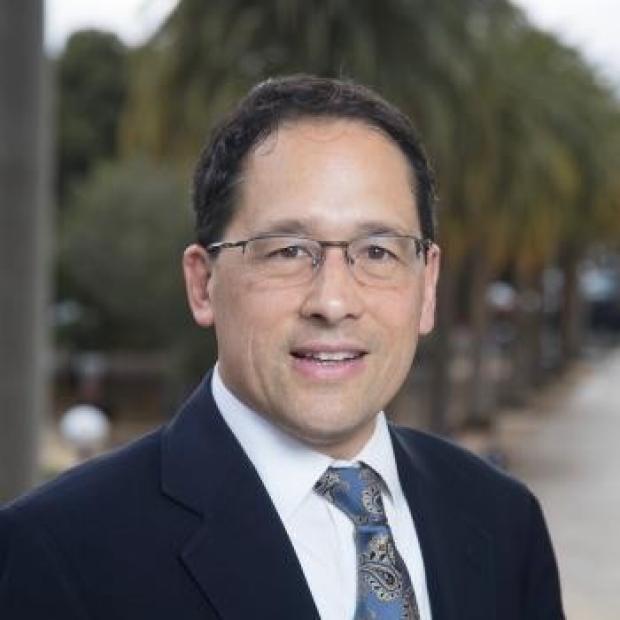 Portrait of Anthony E. Oro