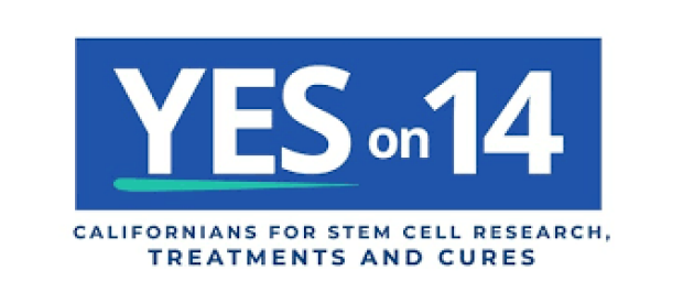 Yes on 14 stem cell
