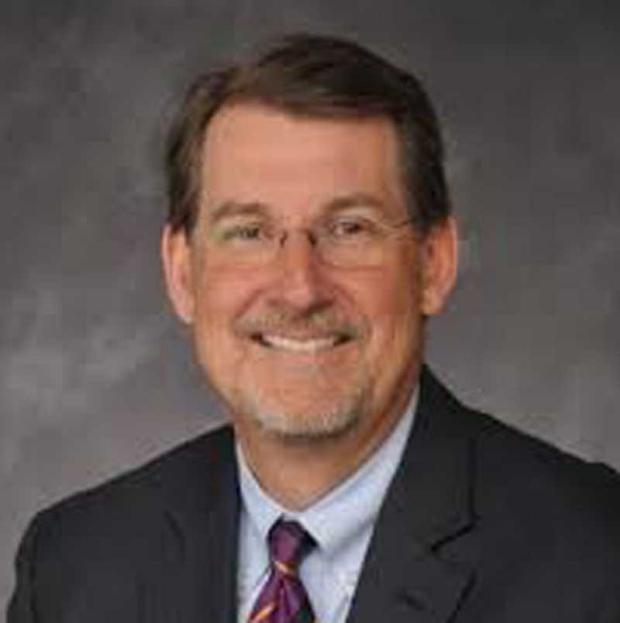 Portrait of Dennis Lund