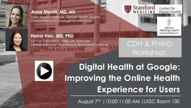 CDH_Digital Health at Google