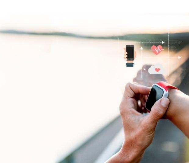 Wearable mobile health technology