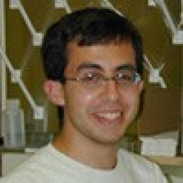 Jeff Gauthier Graduate Student, PhD 2008