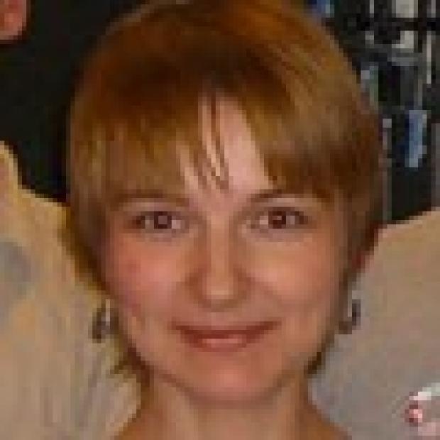 Anastasia Anishchenko, PhD