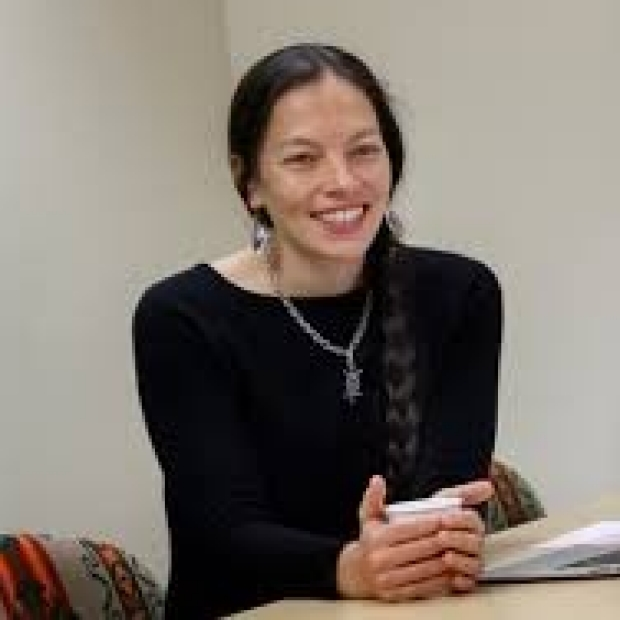 Amanda Bruegl smiling shot