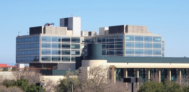 Stanford Hospital 2020