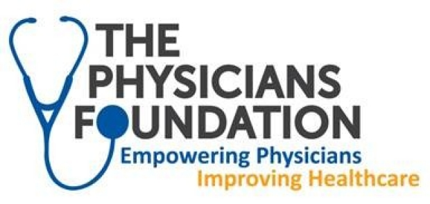 The Physicians Foundation Logo