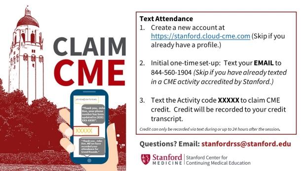 Text Attendance Instructions