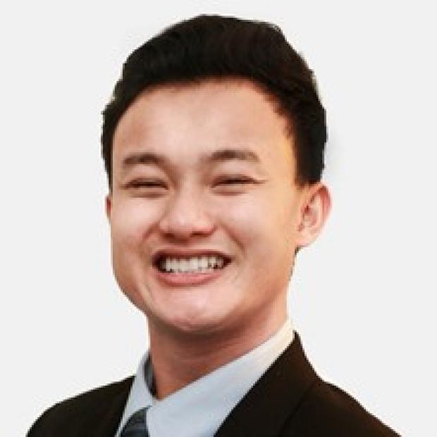 Tuan Nguyen Headshot