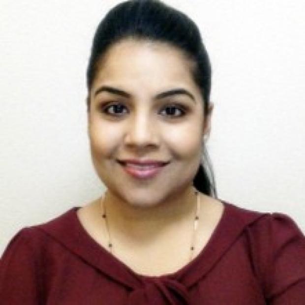 Priyanka Suresh Headshot