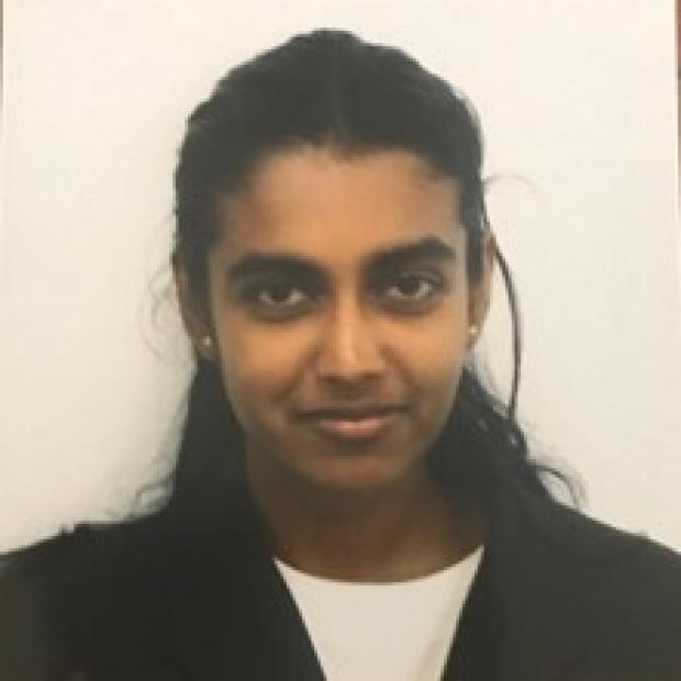 Sanjana Rajesekaran