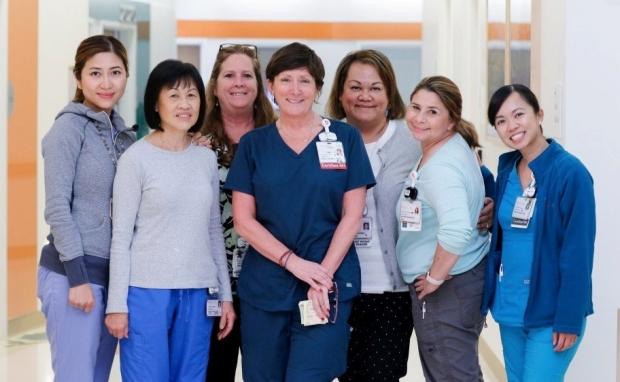 Stanford Children's Health nurses