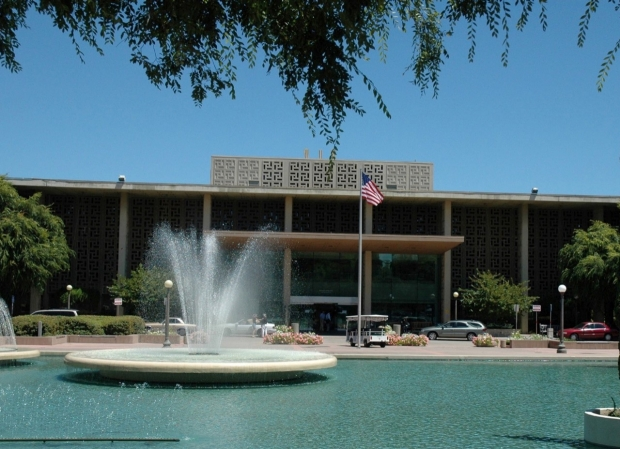 original Stanford Hospital