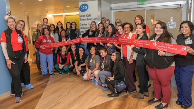Two new care units at Packard Children