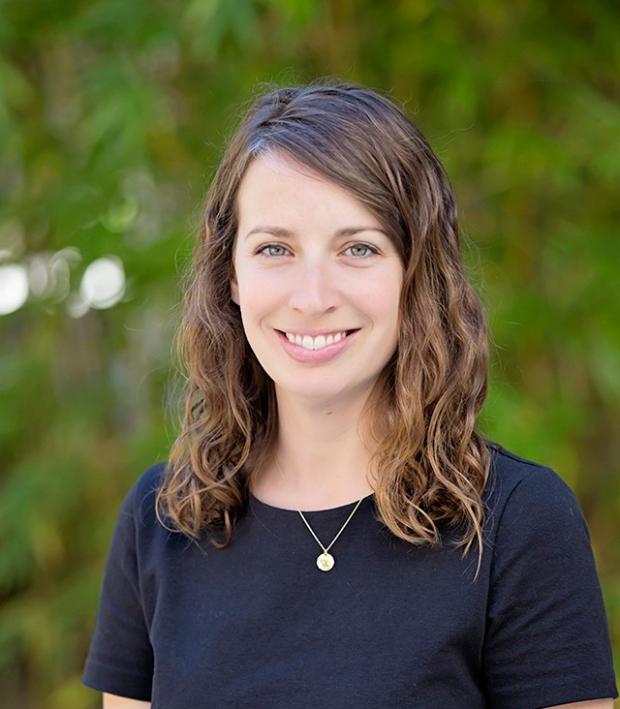 Portrait of Kerriann Casey, DVM