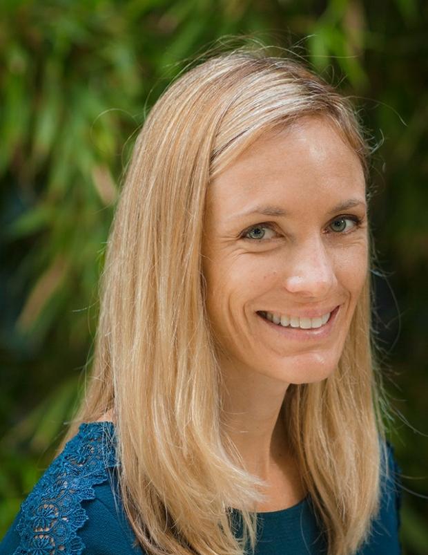 Portrait of Monika Huss, DVM, MS