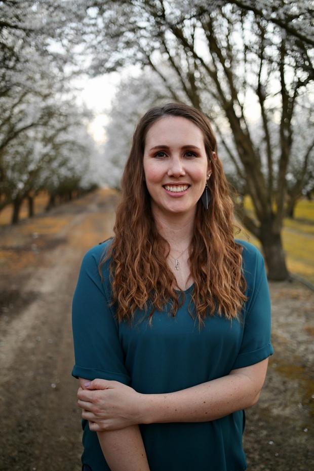 Portrait of Katie Lucot