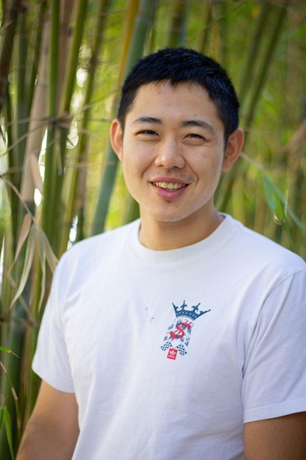 Portrait of Zicheng Zhao