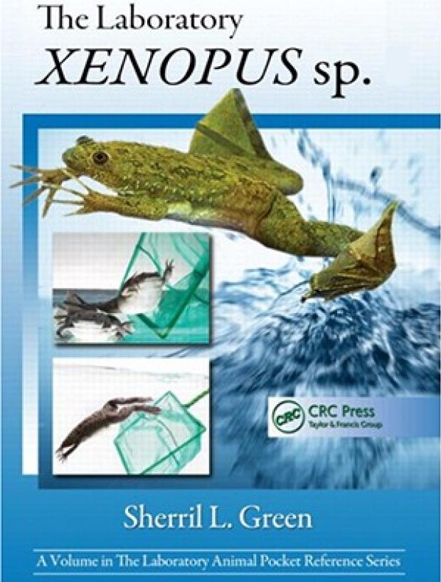 The Laboratory Xenopus book cover