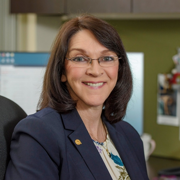Sheila Dolezal, Director of Finance and Administration, OB-GYN