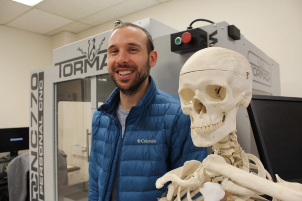 Anthony Behn, Stanford Medicine