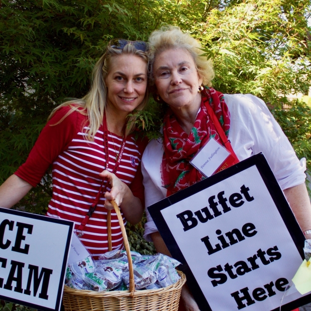 Nicole Parish and Donna Fullington, Stanford Medicine
