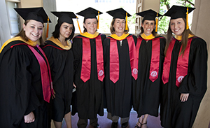 Medical School Commencement Marks Beginning Of New Era In Health