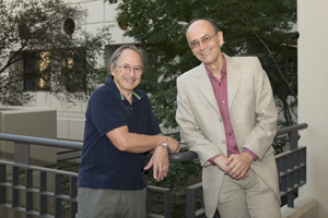 Two scientists, two Nobel Prizes, one week