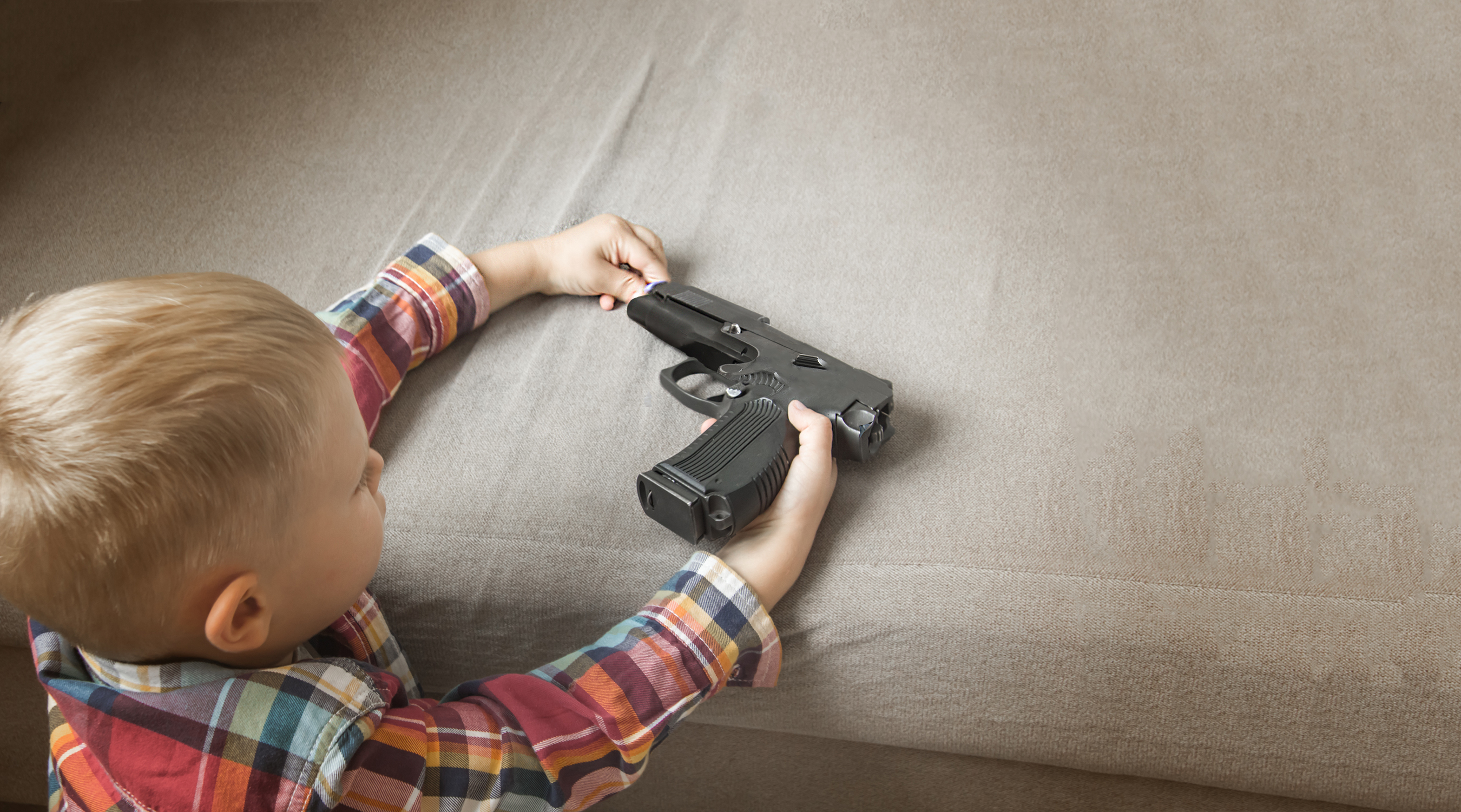 Firearm injuries in children, teens costly for U.S. health care system
