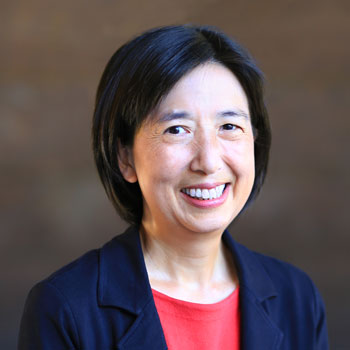 Portrait of Christina Kong