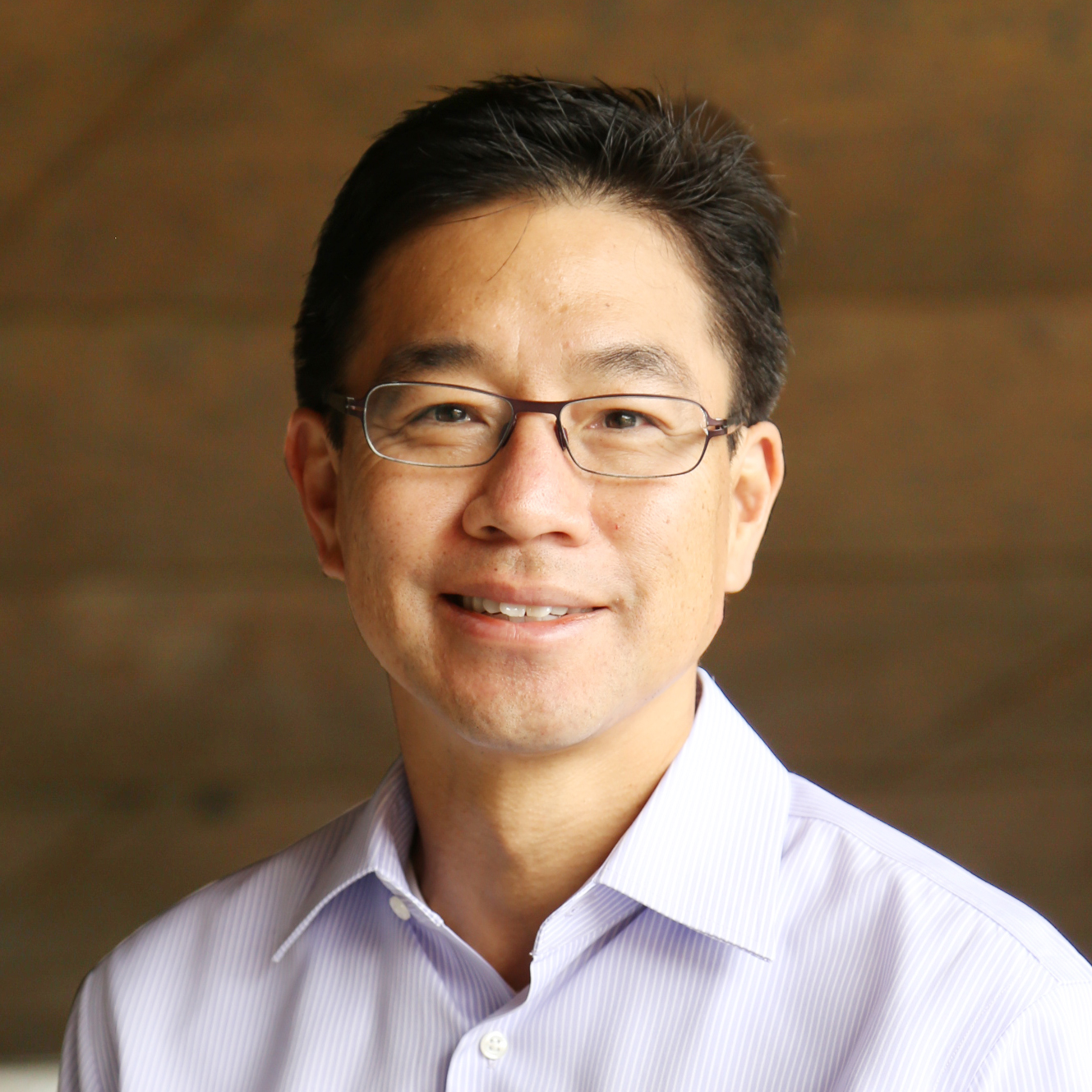 Portrait of Brent Tan