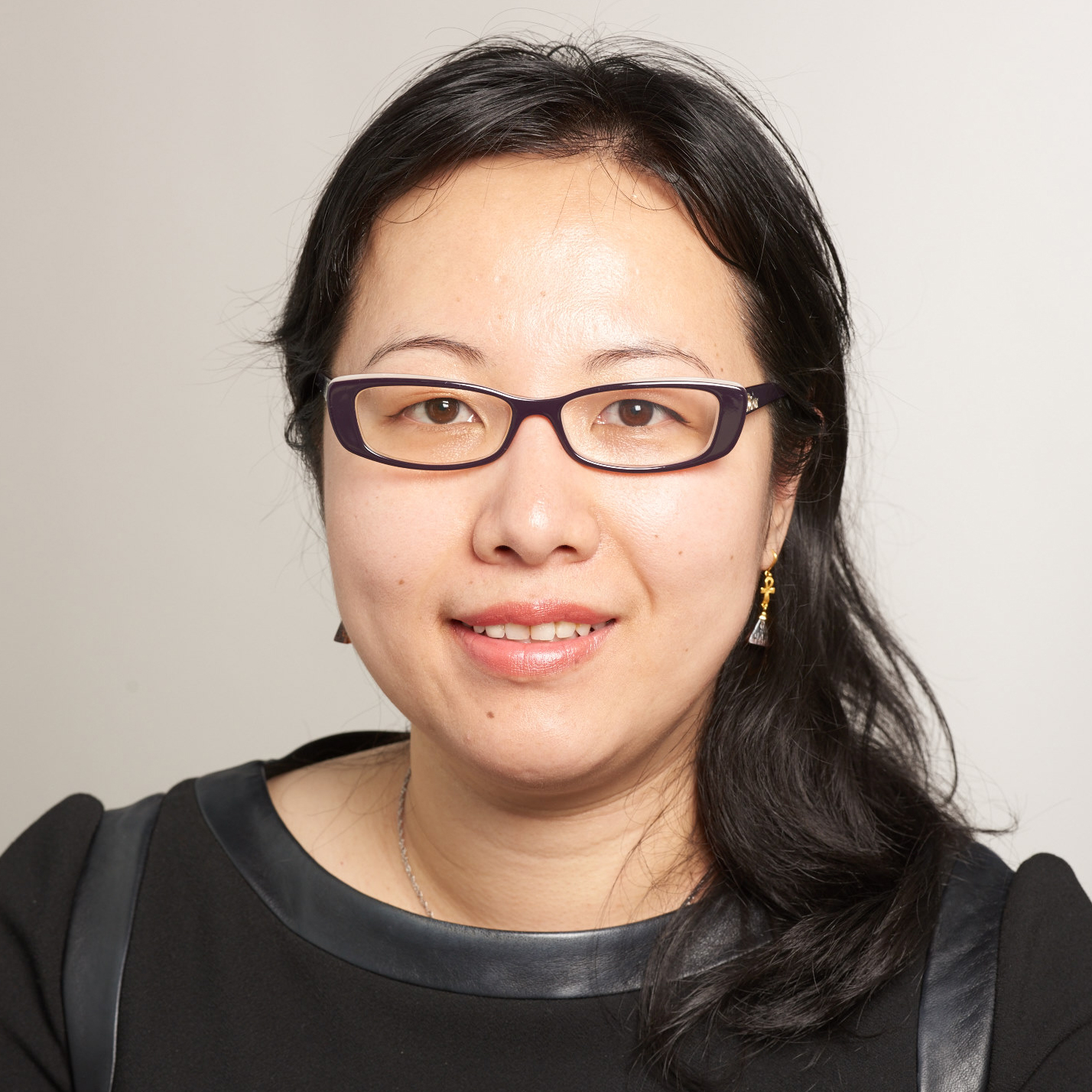 Portrait of Joan Qiao