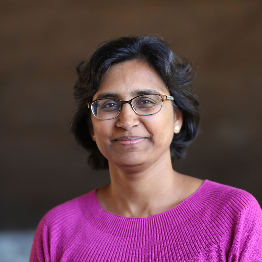Portrait of Neeraja Kambham