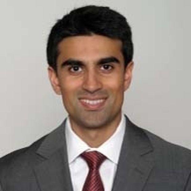 Emir Sandhu, MD, Awarded James M. Moorefield, MD, Fellowship in Economics & Health Policy