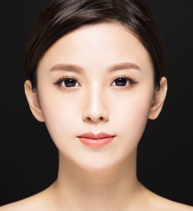 Asian Facial Skeletal Contouring Woman