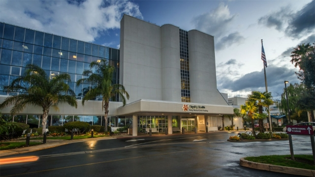 photo of Mercy Medical Center Redding building