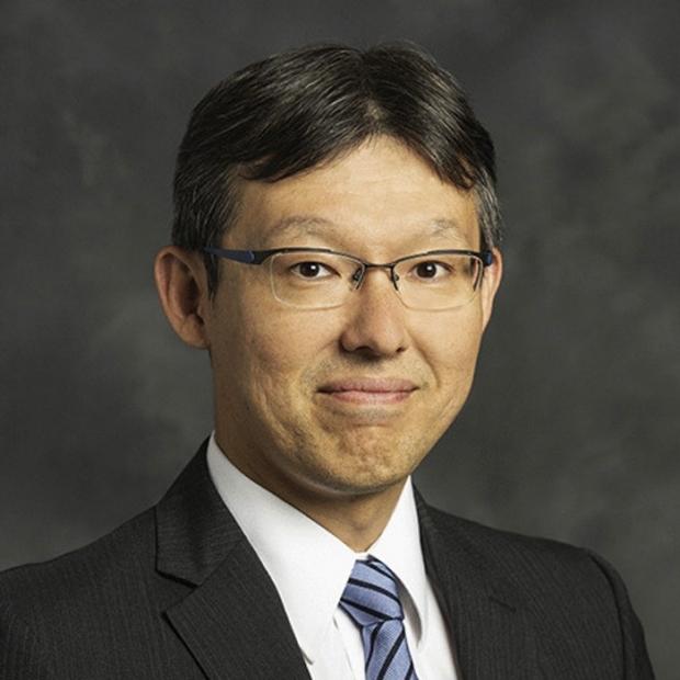 headshot of Yasuhiro Shudo