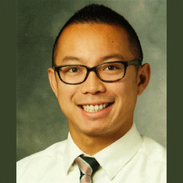 headshot of Terrence Pong