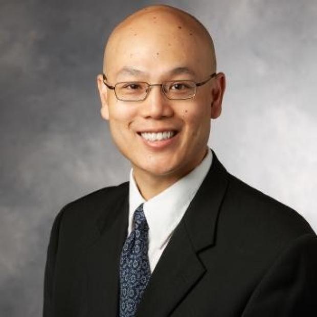 headshot of Anson Lee