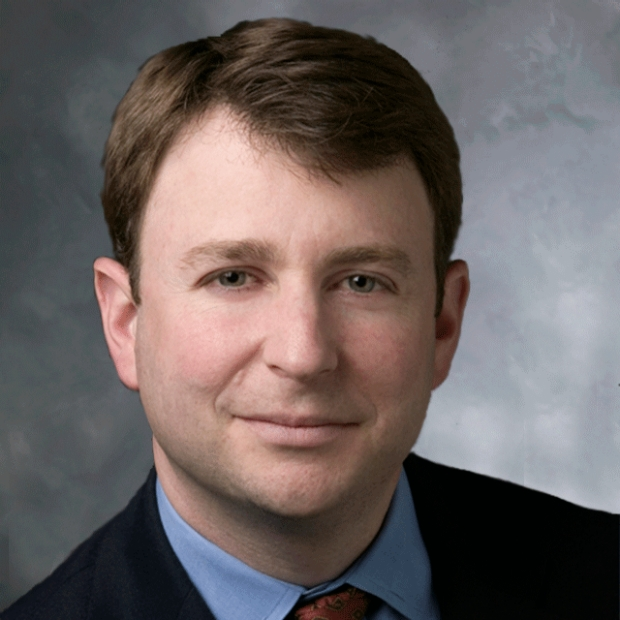Michael Fischbein, MD, PhD, smiling head shot