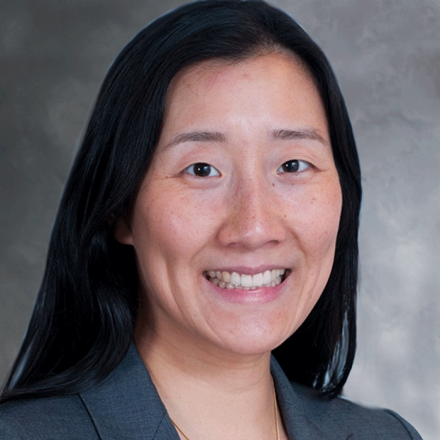 head shot of a smiling Natalie Lui, MD