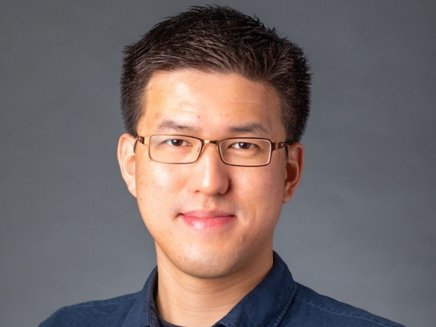smiling head shot of Dr. Jason Cui