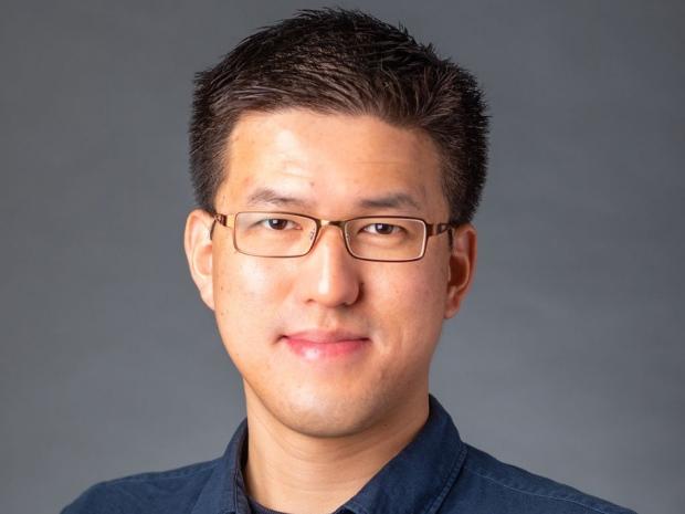 smiling head shot of Dr. Jason Cui