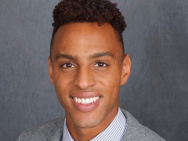 smiling headshot of Dr. Deven Patel